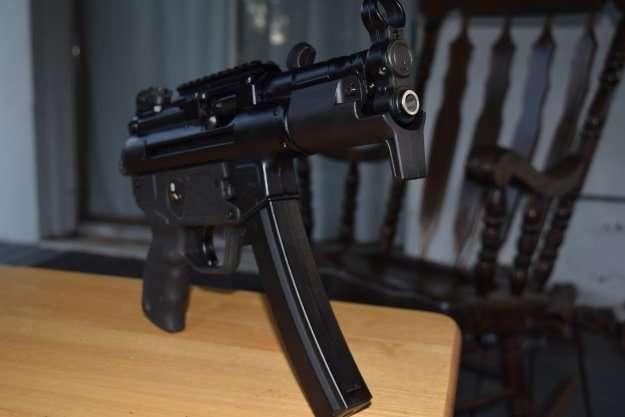 MP5K varaian