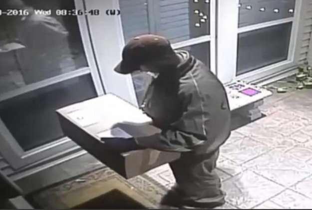 UPS robbery