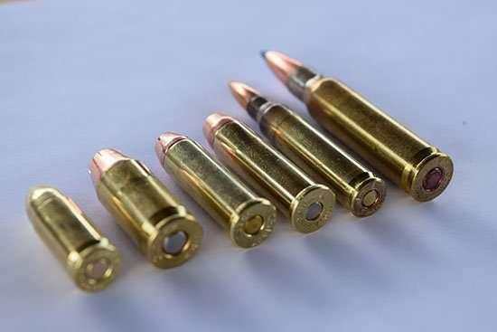9mm vs 45 vs 357 magnum
