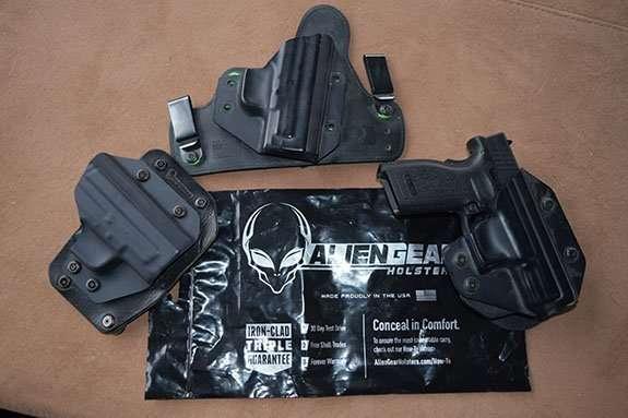 Alien Gear holsters