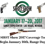 SHOT Show Range Day 2017