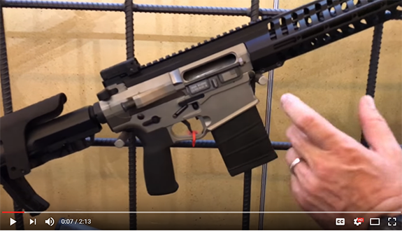 MFT AR-10 magazine