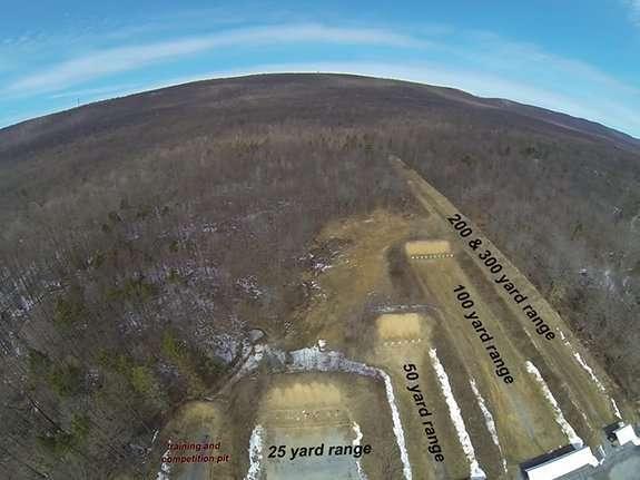 Arial Range View