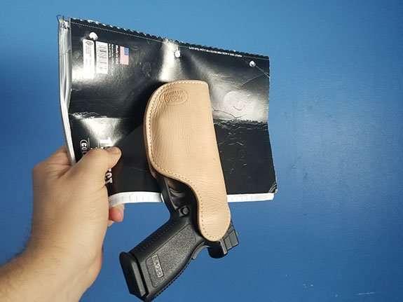 JM4 concealed carry holster