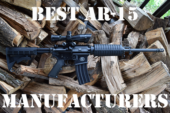 Best AR-15 Manufacturers