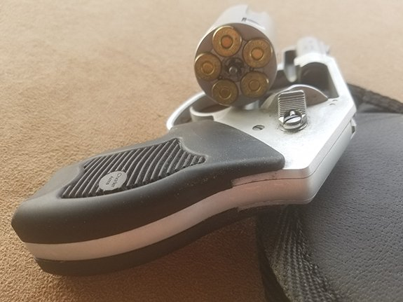Charter Arms 5 shot snub