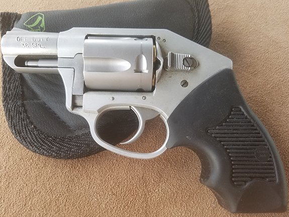 Charter Arms .38
