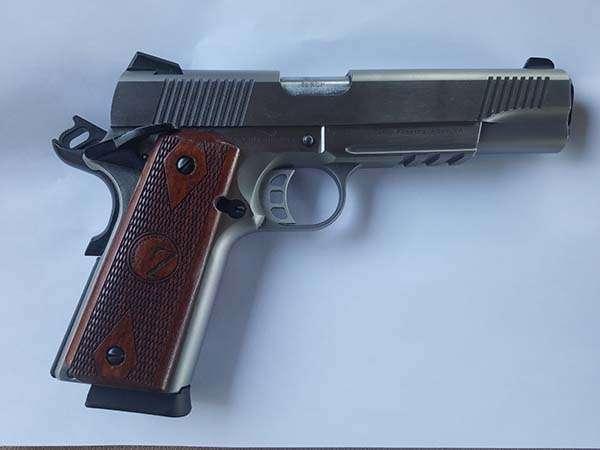 Zenith Firearms 1911