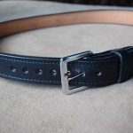 Leather Gun Belt Review | JM4 Tactical