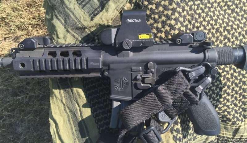 AR-15 optic