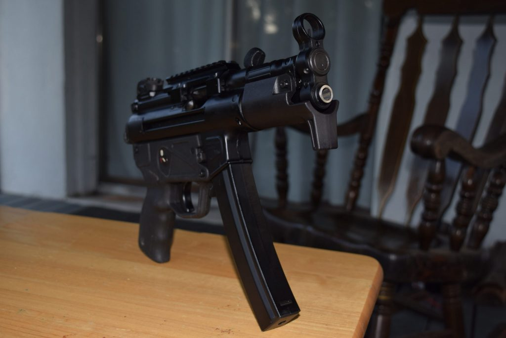 MP5 Clone