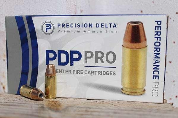 precision delta ammo