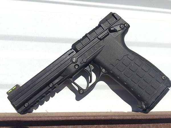 22 magnum pistol