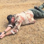 prone pistol shooting