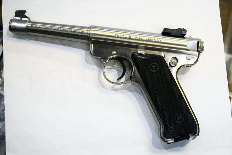 best 22 handguns