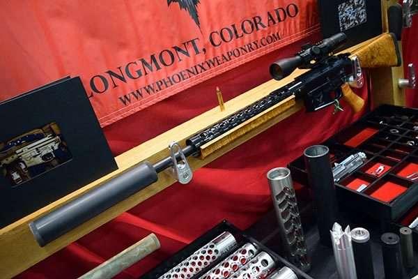 45-70 ar rifle