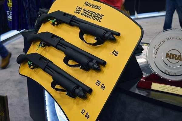 Mossberg 410 shockwave