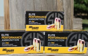 All SIG ammo is characterized as Elite Performance