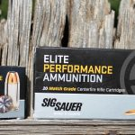 SIG V-Crown and Match grade ammo