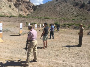 CQB Carbine drill