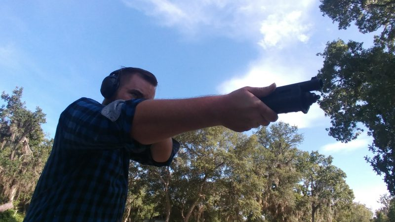 how to shoot mossberg shockwave