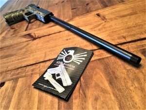 Glock 17 with IGB barrel