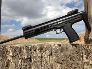 KelTec CMR-30 in 22 Magnum