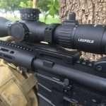 Leupold Mark 5 scope: sweet for the long range