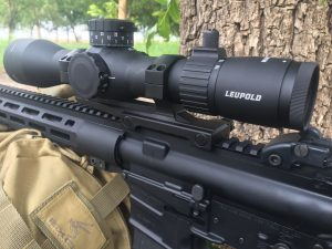 Leupold rifle scope
