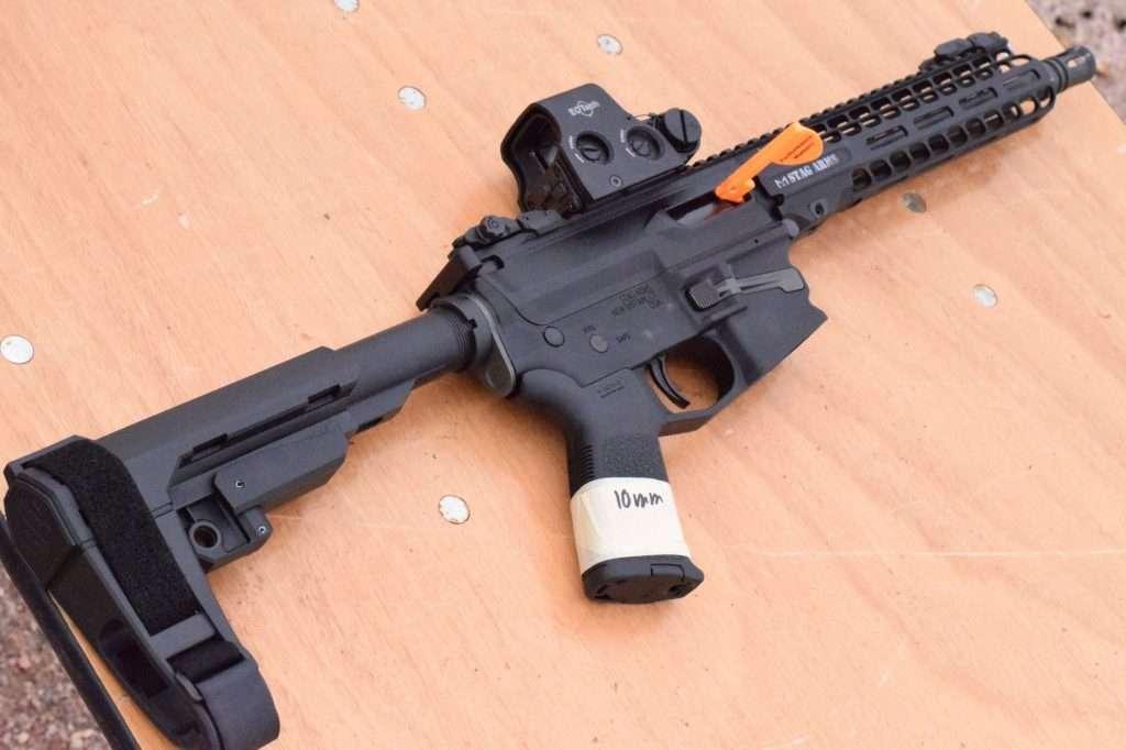 10mm pistol caliber carbine