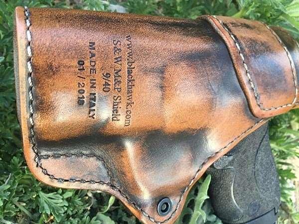 blackhawk premium leather
