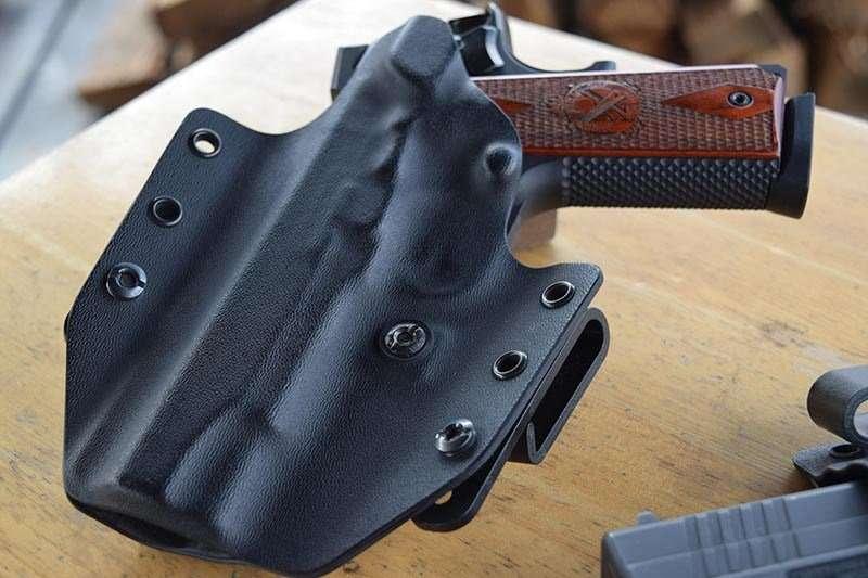 kydex 1911 holster
