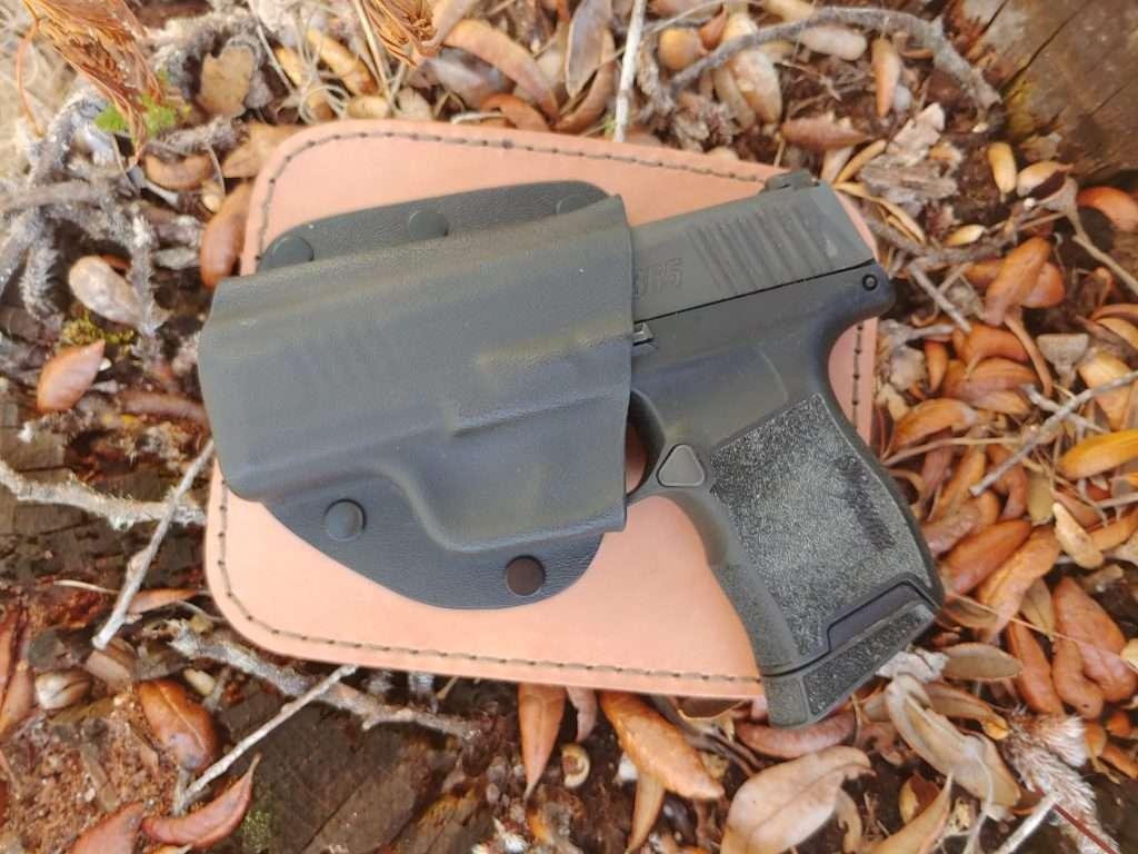 best sig p365 holster