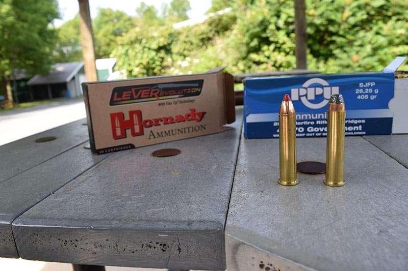 45-70 ballistics