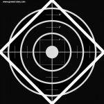 Free Rifle Target Printable