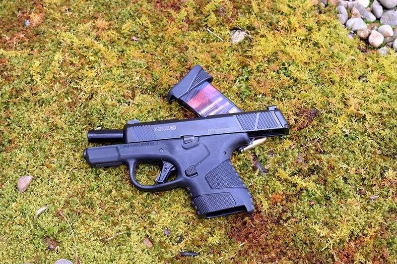 mossberg pistol