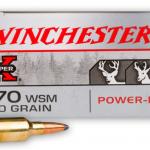 270 WSM Ballistics