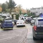 Pitchfork Wielding Man Held At Gunpoint After Breaking Into Garage