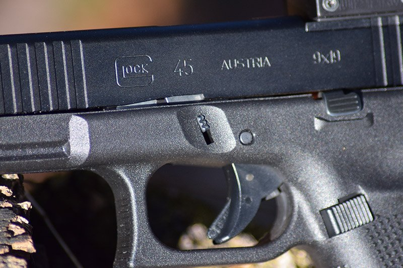 glock trigger